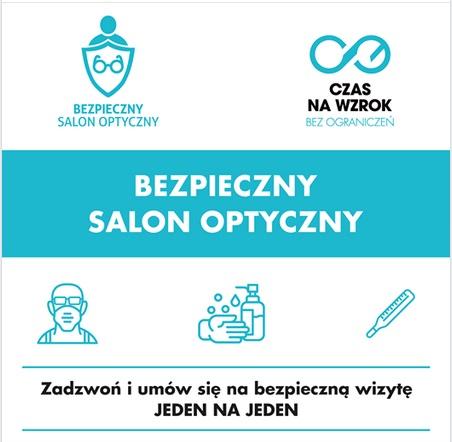 Bezpieczny Salon Optyczny